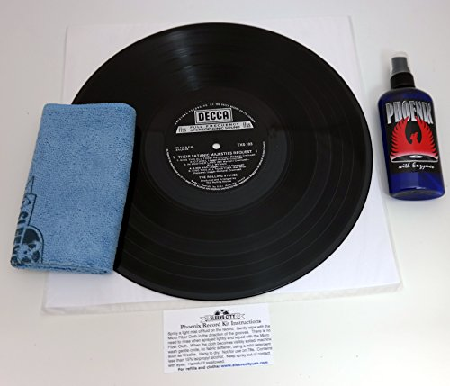 Phoenix Record Cleaning System Vinyl