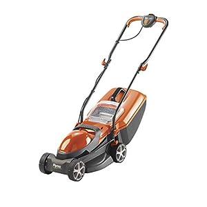 Flymo Chevron 32VC Electric Wheeled Lawn Mower, 1200 W, Cutting Width 32 cm