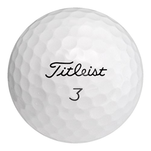 84 Titleist ProV1 2017 - Value (AAA) Grade - Recycled (Used) Golf Balls by Titleist (Image #1)