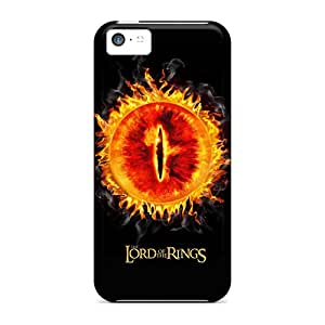 New Style Case Cover UbL3251rmYV Lord Of The Rings Compatible With Iphone 5c Protection Case