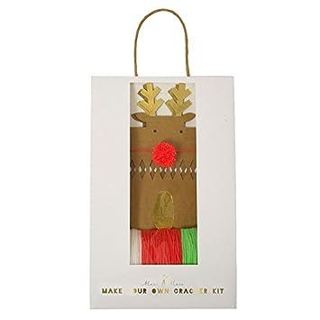 Meri meri christmas make your own reindeer crackers kit 10 pack meri meri christmas make your own reindeer crackers kit 10 pack solutioingenieria Images