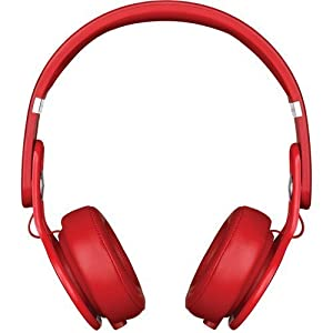 Beats Mixr On-Ear Headphone - Red (Certified Refurbished)