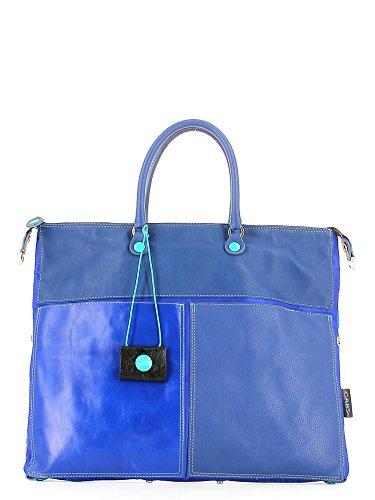 GABS , Sac à main pour femme Bleu Bluette