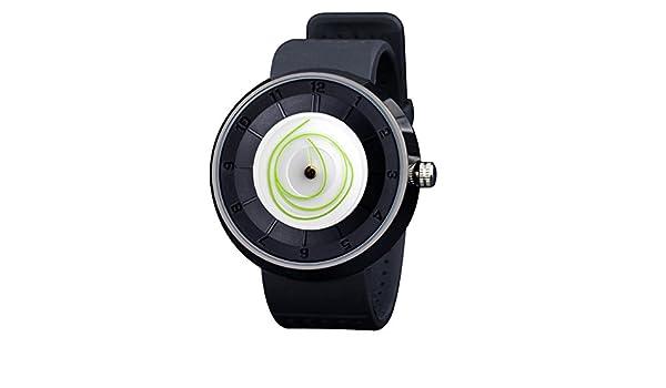 cool watch/Rotativo tocadiscos estéreo llama creativo reloj de los ...