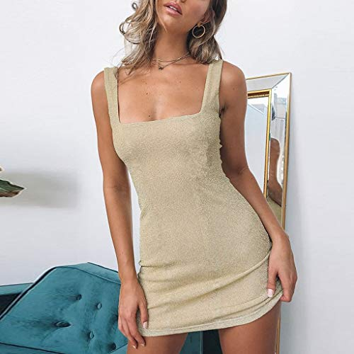 2019 Falda Ashop Bodycon De Beige Minivestido Rockabilly Party Fiesta Brillante Mujer En Ropa Dress Sexy Club Vintage Oferta Verano 66rnvYf