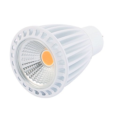 DealMux AC85-265V 7W Ultra COB brilhante GU5.3 LED Spotlight Lamp Bulb Downlight Branco Quente - - Amazon.com