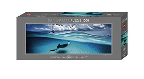 Heye Stingray 1000 Piece David Doublet Panoramic Jigsaw Puzzle