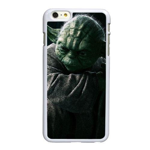 V7H27 guerres yoda étoiles K3X9OL coque iPhone 6 4.7 pouces cas de couverture de téléphone portable coque blanche WZ5IEU5IM