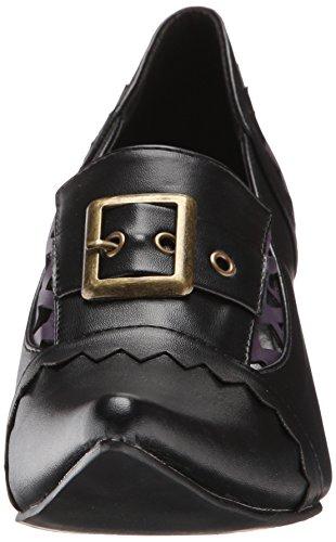 301 Polyurethane Para quake Negro Black Shoes301 Ellie mujer quake EqOUU8