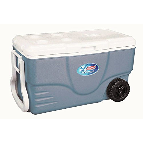 62 Quart Wheeled Cooler - 4