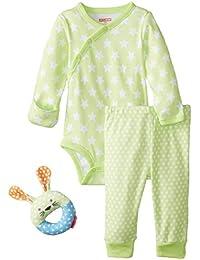 SkipHop Baby Boys Pop Prints Playwear Set-Triangles