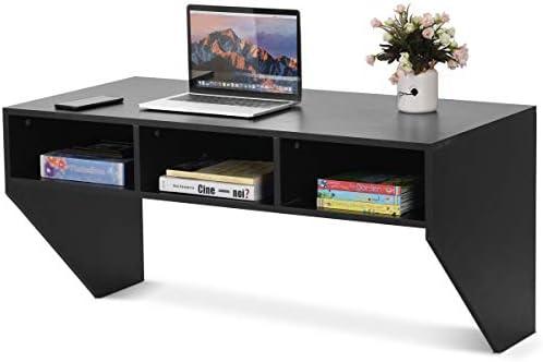 BestComfort Wall Mounted Desk Hutch