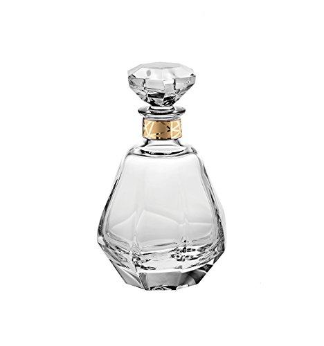 VISTA ALEGRE - Gemstone - Whisky Decanter (Ref # 48001430) Handmade Crystal by VISTA ALEGRE - Gemstone - Whisky Decanter (Ref # 48001430) Handmade Crystal