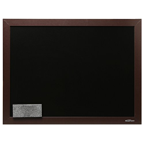 Wall Mounted Hanging Wooden Chalkboard / Blackboard Display Sign for Offices / Cafes / Classrooms