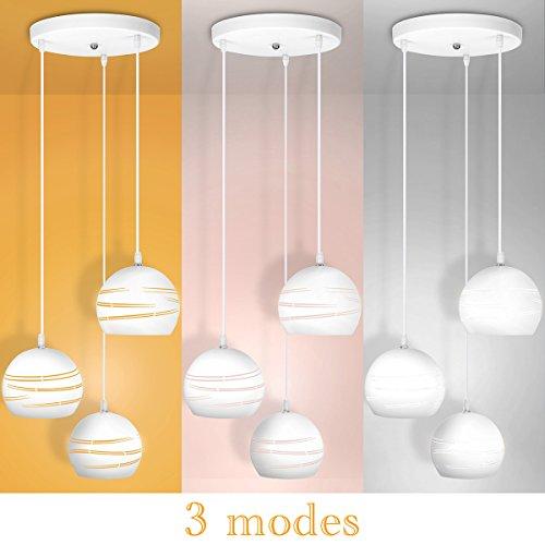 Ihi Headlight Bulb : Lemonbest head pendant light lampshade with color