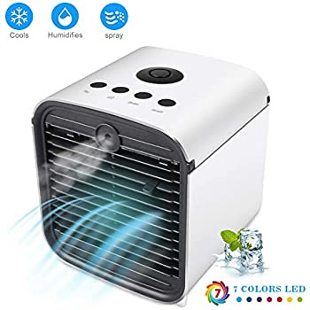 Amazon Com Portable Air Fan Personal Space Air Cooler