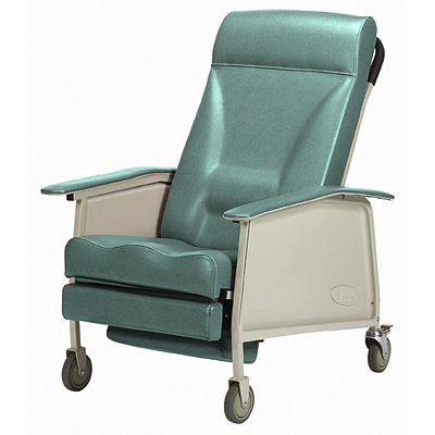 3-Position Recliner - Deluxe Extra Wide - Jade