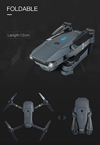 RC Drone,Kasien L800 2.4G HD Camera WIFI FPV Foldable Selfie Drone RC Quadcopter RTF by Kasien
