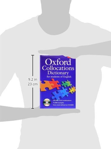 oxford collocations dictionary for students of english download pdf