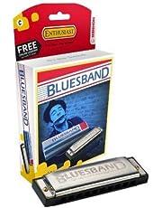 Hohner 1501BX Blues Band, Harmonica, C