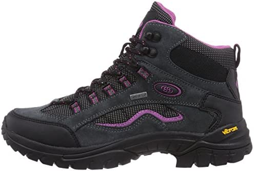 Zapatos de High Rise Senderismo Mujer Bruetting Summit