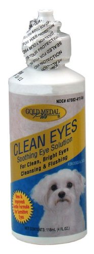 Clean Eyes Soothing Eye Solution by Cardinal Labs, My Pet Supplies