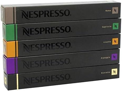 Nespresso Variety Pack 100 Cápsulas para Original línea: Amazon.es: Hogar