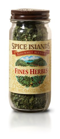 Spice Islands Fines Herbes, .4-Ounce (Pack of 6)
