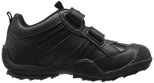 Geox Jr Savage  - Zapatillas de deporte para niño Schwarz (BLACKC9999)