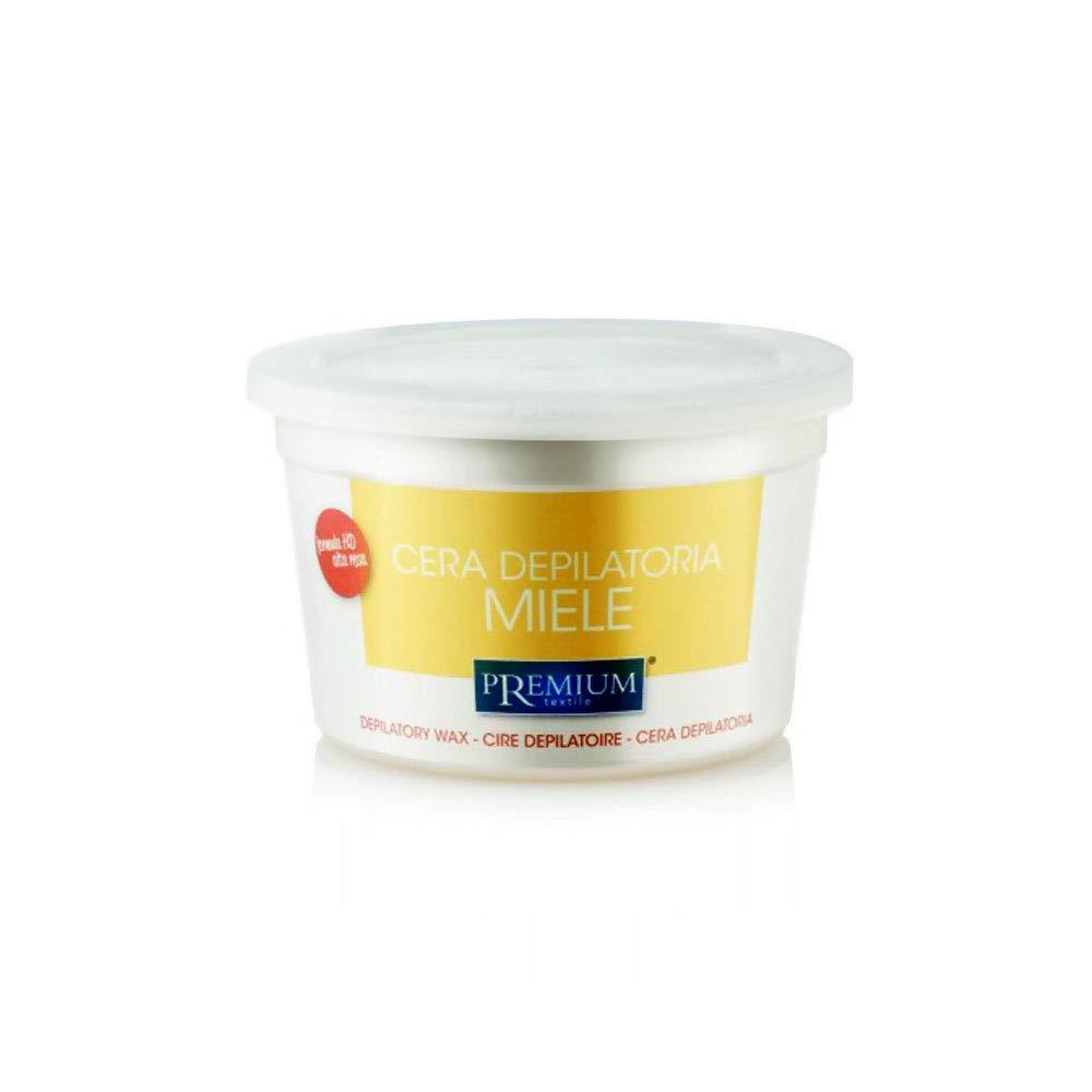 Premium miel cálido Cera, 350 ml para el microondas: Amazon.es ...