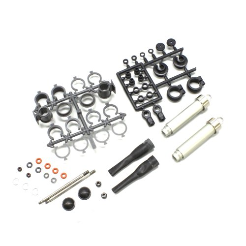 Oil Shock Set 61 (3.5mm shaft) MP777 SP2 rear IF326B (japan import) (Kyosho Mp777 Shock)