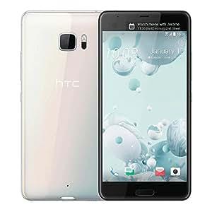 HTC U Ultra (U-1u) 4GB / 128GB 5.7-inches Dual SIM Factory Unlocked - International Stock No Warranty (Ice White)