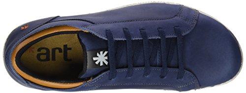ART 1130 Olio I Express, Zapatos de Cordones Derby Unisex Adulto Azul (Blue)