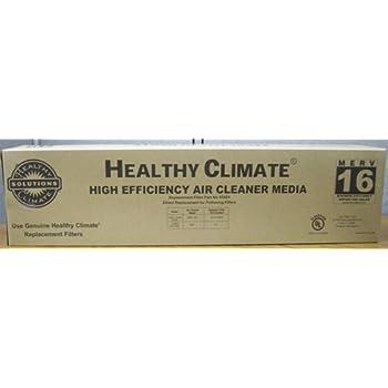 lennox carbon coated x6672 healthy climate merv 16 filter. lennox x5424 merv 16 filter - 25\ carbon coated x6672 healthy climate merv i