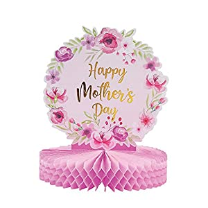 Mothers Day Centerpiece – Party Decor – 1 Piece