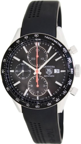 TAG Heuer Carrera Chronograph Mens Watch CV2014.FT6014 Wrist Watch (Wristwatch)