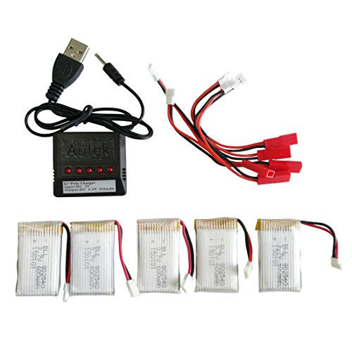 Autek Battery Charger Converting 680mah product image