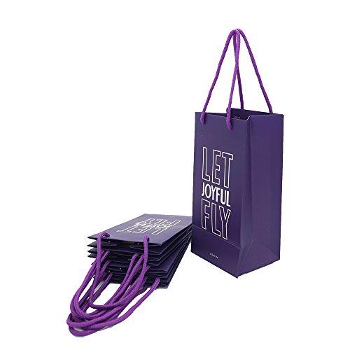 IINDYD Gift Bag Premium Paper Bag Gift Shopping Bag Medium Size 9.75