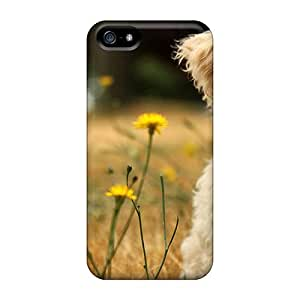 Iphone Cover Case - MHSiCUS3398HCcBL (compatible With Iphone 5/5s)