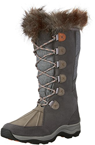 9 Wintry Boots Cold Hi CLARKS M Weather Gray qxY7Odf