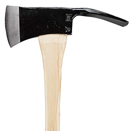 (Council Tool 3.75 Inch Pulauski Axe, 36 Straight Handle with Protective Sneath)