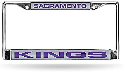 NBA Laser Chrome Plate Frame