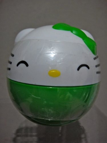Wii Accessories Free Shipping (Hello Kitty Charm in Coin Capsule - Green)