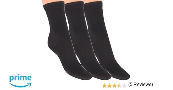 Loonysocks, 3 Pares de Nuestros Mejores Calcetines de Ejecutivo Lana de Merino de Ascona súper Suave para Mujer: Amazon.es: Deportes y aire libre