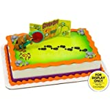 Amazon.com: Scooby Doo Cake Toppers - 2 Piece Set: Kitchen ...