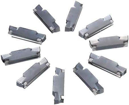 SM SunniMix 40x MGMN400-M CNC Lathe Inserts Steel Processing Milling Turning Supplies