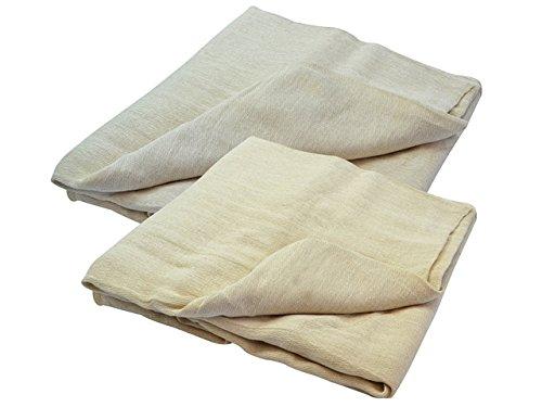 Faithfull - Cotton Twill Multi Purpose Dust Sheet Twinpack