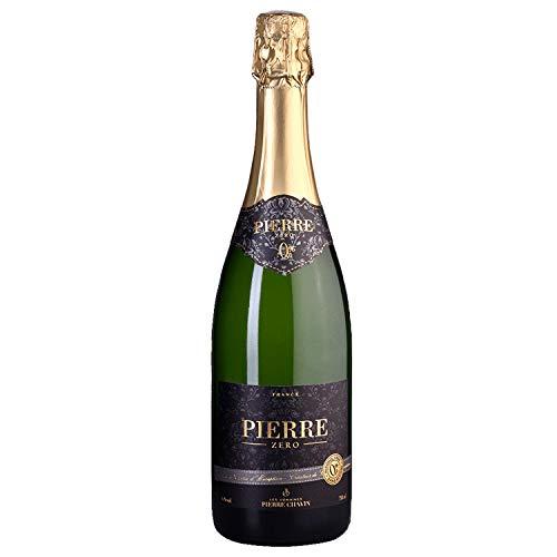 Pierre Chavin Zero Blanc Sparkling Non-Alcoholic Sparkling White Wine 750 ()