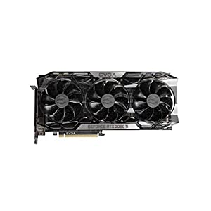 EVGA 11G-P4-2487-KR GeForce RTX 2080 Ti Ftw3 Ultra, Overclocked, 2.75 Slot Extreme Cool Triple + iCX2, 65C Gaming, RGB…