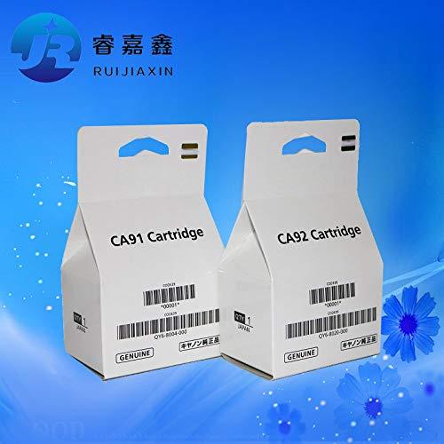 (Printer Parts Original New QY6-8004 8020 Yoton for Canon CA91 CA92 G1800 G2800 G3800 G4800 G1810 G2810 1800 2800 3800 4800 Print Head - (Color: Black))